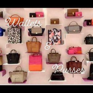 Handbags - Wallets & Purses